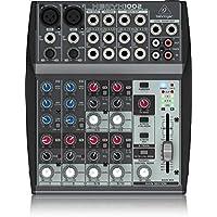 Behringer Xenyx 1002 - Mezclador para DJ (110 Db, 10-200000 Hz, 0,005%, 13W, 18,9 cm, 22 cm)