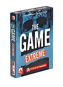 Nürnberger Spielkarten Nsv-4041-The Game Extreme-Juego de cooperación canalla-Juego de Cartas (Idioma español no garantizado)