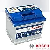 Autobatterie von Bosch 44Ah, 12V, 440A ORIGINAL