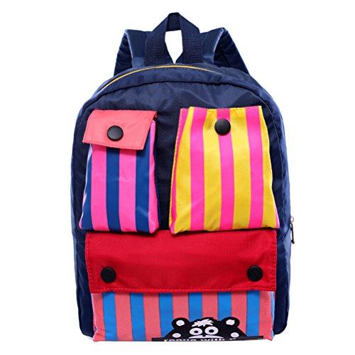 zhhlaixing-color-stripes-of-kindergarten-backpack-children-shoulder-bags-cute-per-boys-girls