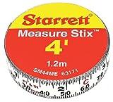 Starrett SM44ME Nastro Millimetrato, Adesivo