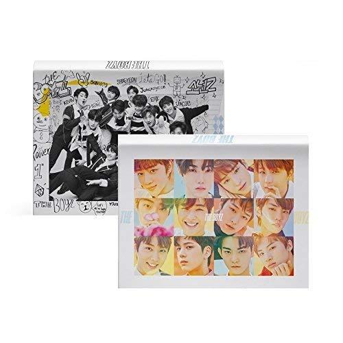 Loen Entertainment The Boyz - The First [LIVE+Fresh ver. Set] 2CD+Photobook+2Photocards+Postcard+Extra Photocards Set