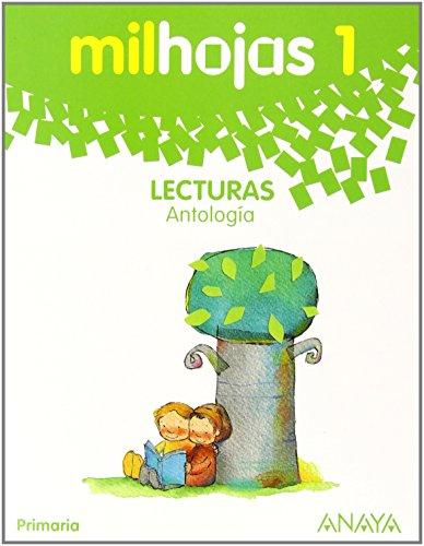 Lecturas 1. Milhojas. - 9788467846003 por José Luis Maestro Sarrión