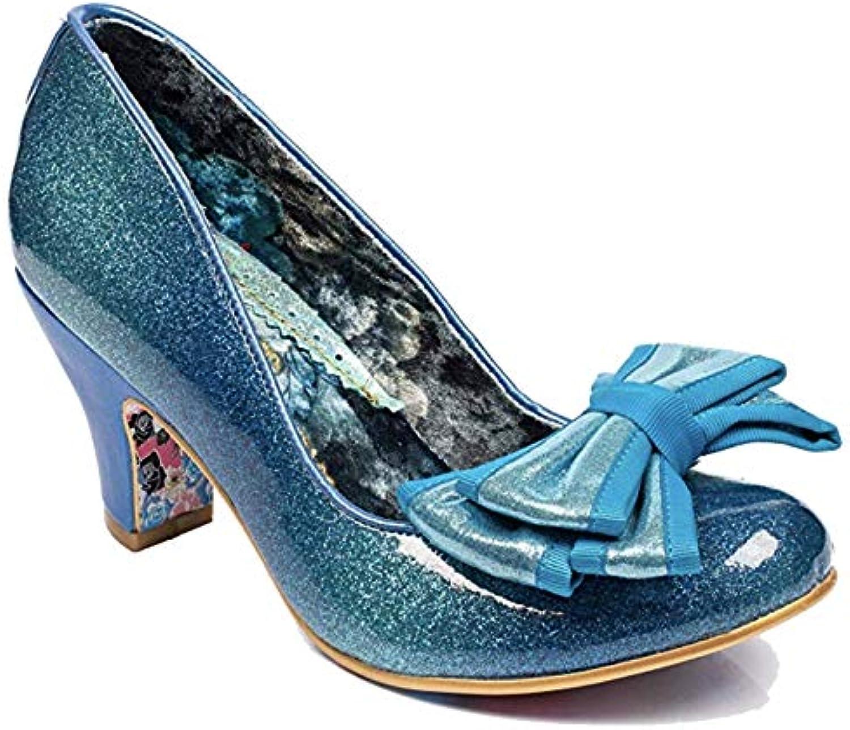 Irregular Choice, Choice, Choice, Scarpe col Tacco Donna Blu blu | Vendendo Bene In Tutto Il Mondo  | Uomini/Donne Scarpa  6af0b1