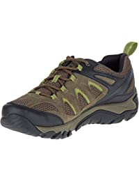 Merrell Outmost 2017 Wind GTX Shoes – Green/Brown