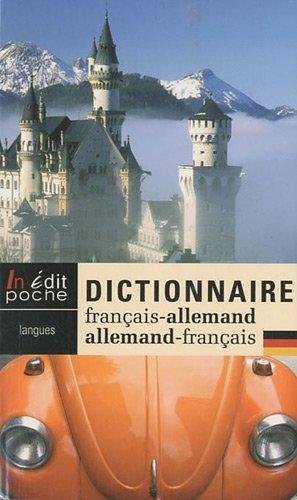 Dictionnaire français-allemand et allemand-français