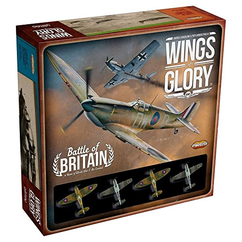 Ares Games arewgs003 a Wings Of Glory 2. Weltkrieg Battle of Britain Starter Set (Spielzeug Ww2-flugzeug)