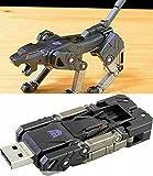 Alisapy - Chiave USB Flash 16 gb, stile Transformers
