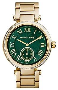Reloj Michael Kors Skylar Mk6065 Mujer Verde de Michael Kors