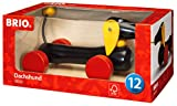 BRIO Infant & Toddler - Pull-along Dachshund Dog