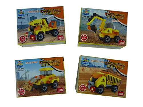 4-pedazos-bloques-de-construccion-establecer-vehiculos-de-construccion-cuatro-vehiculos-modelos-dife