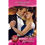 Last-Minute Proposal (Mills & Boon Romance)