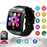 Smartwatch Bluetooth Touchscreen Armbanduhr Handy-Uhr Mit SIM / TF Card Slot / Schrittzähler