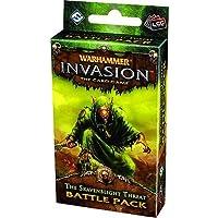 The Skavenblight Threat Battle Pack (Warhammer Invasion Card Game)