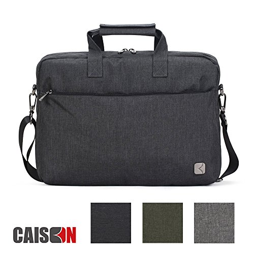 CAISON-Chromebook-Laptop-Notebook-Carry-Schulter-Messenger-Tasche-fr-HP-Lenovo-MacBook-Acer-Toshiba-Asus-Dell