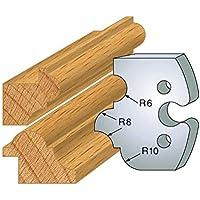 233: Juego De 2Y suministro Multi Profils HT 50mm para puerta herramientas entr' Axe Plot 24mm