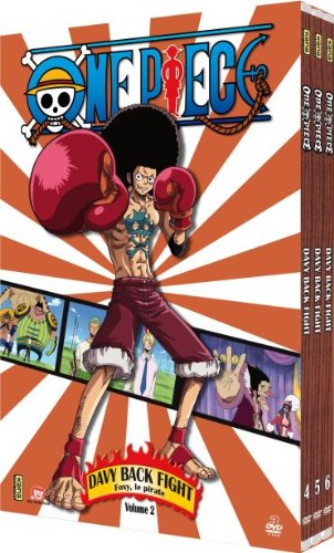 One Piece - Davy Back Fight - Coffret 2