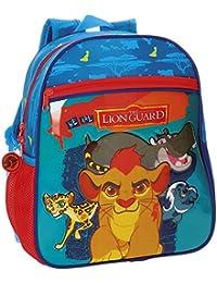 Disney 21322B1 Lion Guard Mochila Infantil, 33 cm, 9.8 Litros, Varios colores