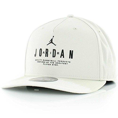 Nike Modern Heritage Kappe, Michael Jordan, Herren, Herren, Modern Heritage, Weiß (light bone/schwarz)