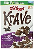 #10: Kellogg's Krave Double Chocolate (Imported), 312g