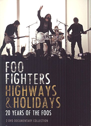 Foo Fighters - Highways And Holidays (2 Dvd)