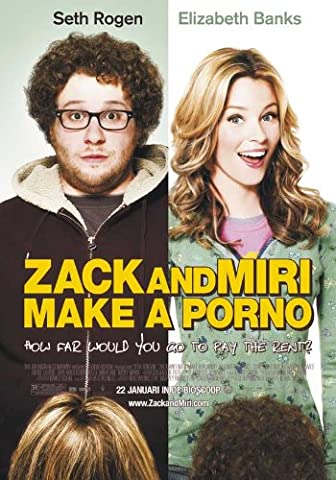 Zack and Miri Make A Porno Affiche du film Poster Movie Zack et Miri font un Porno (27 x 40 In - 69cm x 102cm) Dutch Style A