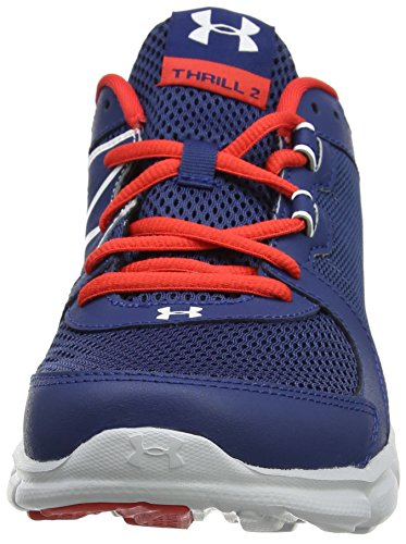Under Armour Ua Thrill 2, Scarpe da Corsa Uomo Blu (Blackout Navy 997)