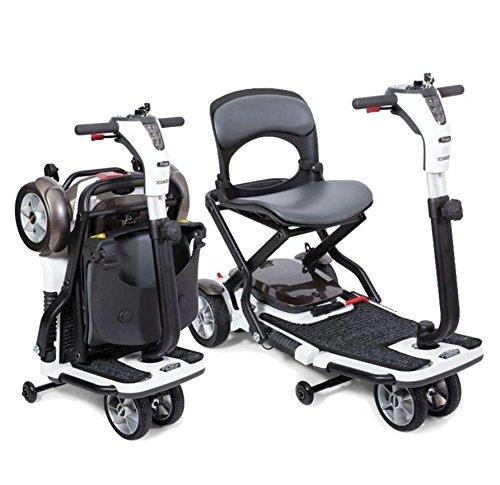 """Alpenmobil """"Quest"""" elektrisches altersgerechtes Invalidenfahrzeug für Reisen / Behindertenfahrzeug für Senioren oder Personen mit einer Gehbehinderung für Reisen, klappbar"""