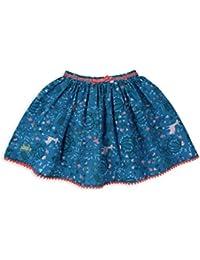 The Essential One - Bebé Infantil Niñas Adular Falda - Azul - EOT519