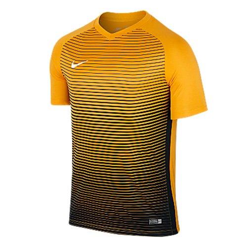 Nike Kinder Precision IV Trikot, University Gold/Black/White, M