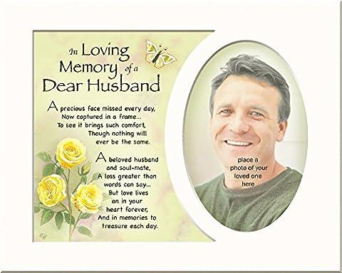 Speicher kann Gedenktafel In Loving Memory Of A Special Husband