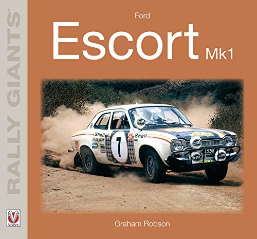 Ford Escort Mk1 (Rally Giants) por Graham Robson