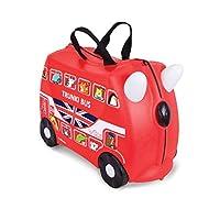 Ding ding, tutti a bordo! Boris the Bus è un vero gentiluomo britannico che ama viaggiare. Boris è dotato di un adesivo pacchetto animale libero, in modo da poter aggiungere un serraglio di passeggeri troppo! Vacanze in famiglia e sleepovers ...