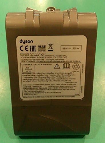 Batteria per aspirapolvere aspirapolvere aspirapolvere originale Dyson DC62 967810-02 21.6V 2100 mAh 46 Wh 350W Li-ion attacco a vite | Tecnologia moderna  | On Line  | Ottimo mestiere  | Forte valore  | durabilità  | Superficie facile da pulire  726a4e