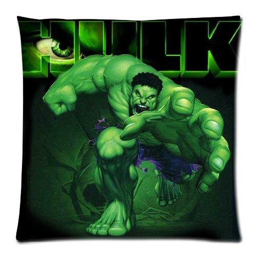 Los Vengadores Hulk funda Manta 18* 18cuadrado