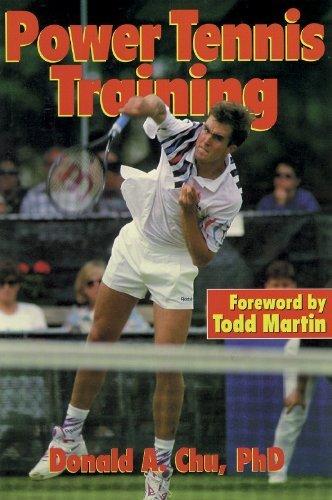Power Tennis Training by Donald A. Chu (1994-11-16) par Donald A. Chu