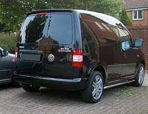 Volkswagen VW Heckspoiler Caddy Spoiler Neu: Amazon.de: Auto