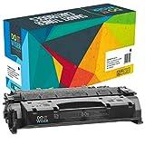 Do it Wiser ® CF280X Kompatible Toner für HP LaserJet Pro 400 M401a M401d M401dn M401dne M401dw M401n M425dn M425dw MFP - 6,900 Seiten