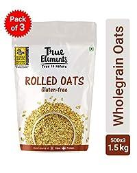 True Elements Gluten Free Rolled Oats (1.5)