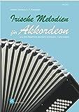 Irische Melodien fuer Akkordeon (Akkordeon-Noten, Akkordeonnoten)