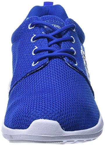 Kappa Speed Ii, Baskets Basses mixte adulte Bleu - Blau (6010 blue/white)