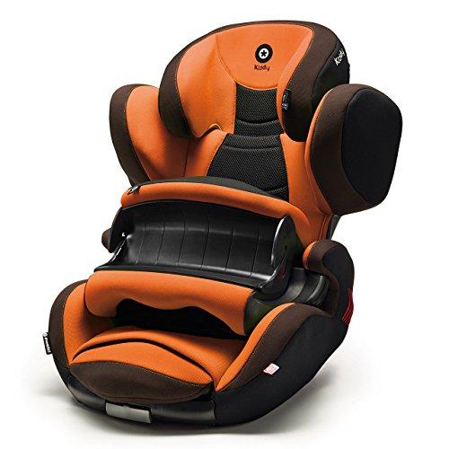 Preisvergleich Produktbild kiddy 41543PF018 Kindersitz Shock Absorbern (KSA), mit neuer Sitzauflage und Sitzkissen, 4-fach einstellbare Beinauflage, 3D-Mesh-Bezug