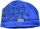 Lego Wear Mütze Jungen Ninjago Aiden 728, Blau (Blue 541), 56