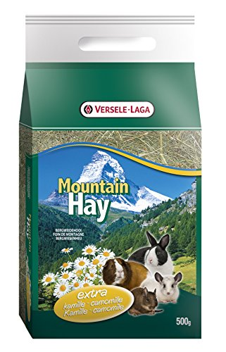 Versele Laga - Foin De Montagne - Mountain Hay - A La Menthe - 500 G