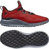 adidas Unisex-Kinder Alphabounce J Gymnastikschuhe, Rot (Escarl/Azul/Negbas 000), 40 EU