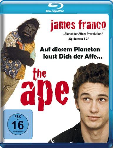 Bild von The Ape - Auf diesem Planeten laust dich der Affe [Blu-ray]