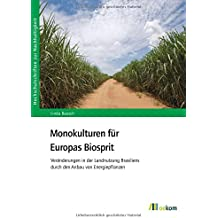 Monokulturen für Europas Biosprit: Veränderungen in der Landnutzung Brasiliens durch den Anbau von Energiepflanzen (HSN)