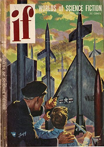 If Magazine V 03 N 05 July 1954 (If Science Fiction  Magazine Book 17) (English Edition) -