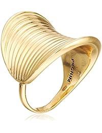 Pilgrim Femme Plaqué or Boucles d'oreilles Statement - 271742014
