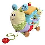 Little Bird Told Me - Softly Snail - Fun House Aktivität Spielzeug